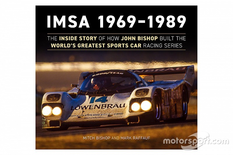 Book review: IMSA 1969-1989 relives US sportcars' wildest time
