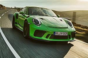 Новий Porsche 911 GT3 RS матиме потужніший атмосферний двигун