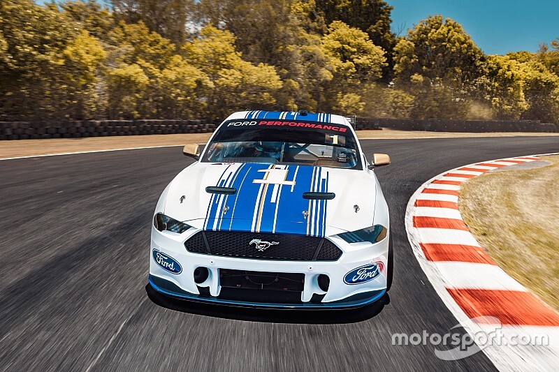 Gallery: The 2019 Ford Performance Supercars Mustang