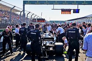 La FIA busca solucionar problema de visibilidad de semáforos de salida