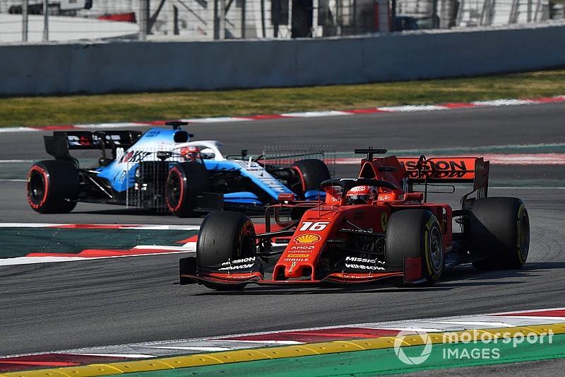 Képgaléria: az első felvételek az F1-es téli teszt negyedik napjáról