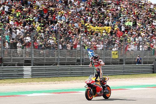 MotoGP: Márquez sobe duas posições com vitória e Quartararo abre vantagem na liderança; confira classificação