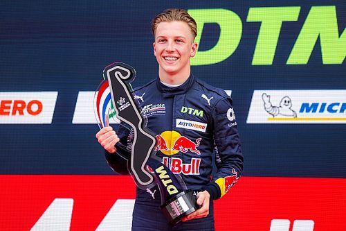 «Этот парень точно будет в Ф1». Бергер предсказал успех лидеру DTM