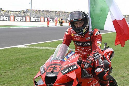 """Rossi: """"Italia estará bien en el MotoGP sin mí"""""""