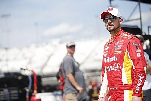 NASCAR driver Michael Annett to retire at end of 2021 season