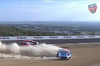 VIDEO: De megaklapper van Tander op Mount Panorama