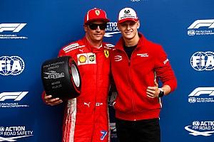 Gerüchte über Ferrari-Vertrag lassen Mick Schumacher kalt