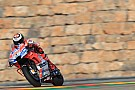 Aragon MotoGP: Lorenzo beats Dovizioso to pole, Rossi 18th