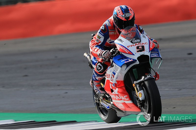 Petrucci hits out at Lorenzo after