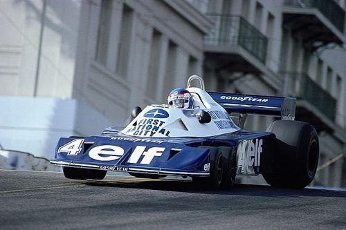The secrets of Formula 1's six-wheeled racer