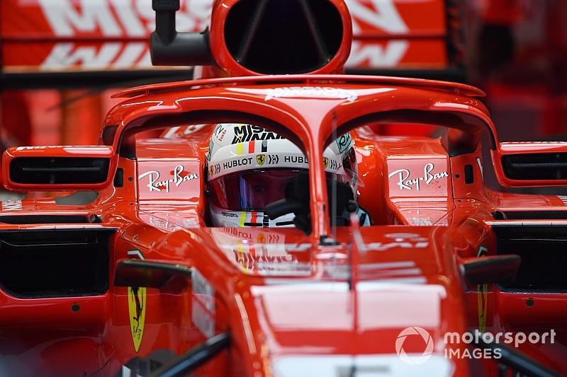 Rakipleri, cezanın sertliği konusunda Vettel'i destekledi