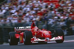 Schumacher a défini