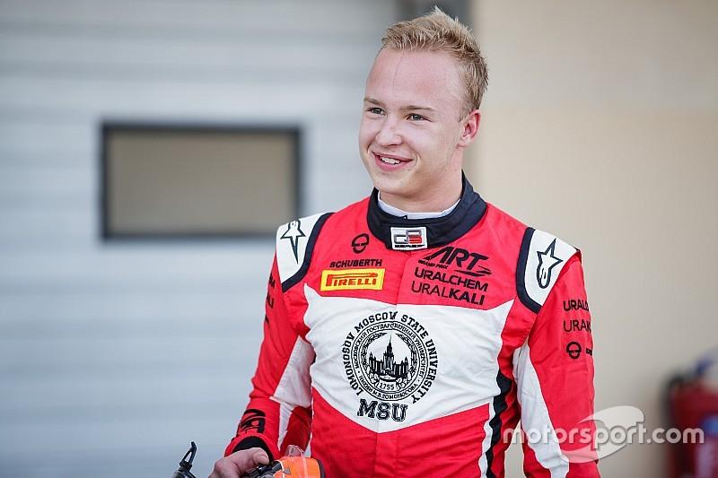 Nikita Mazepin continua con la ART Grand Prix, ma salta in Formula 2 nel 2019