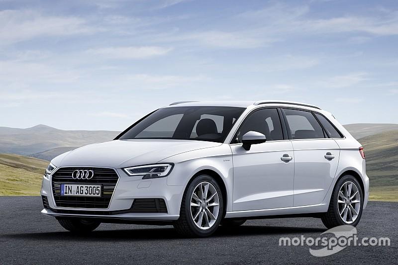 Audi представила газовий хетчбек A3 Sportback G-tron