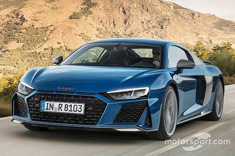 Audi тестує кожен R8 на дорогах перед видачею клієнтові