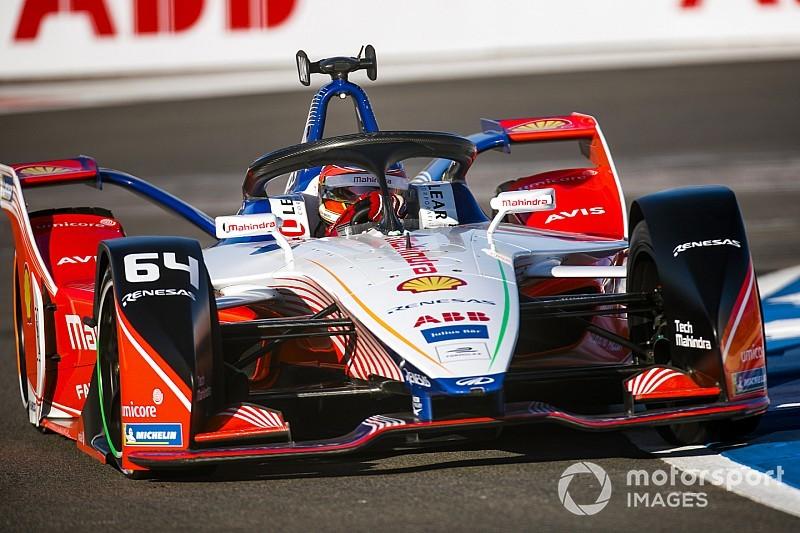 Marakeş ePrix: BMW sürücüleri çarpıştı, D'Ambrosio kazandı!