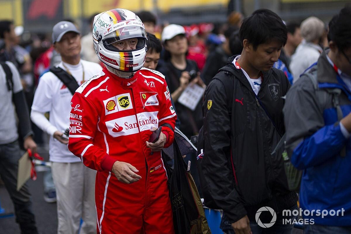 Galería: los apasionados y creativos fans japoneses de F1