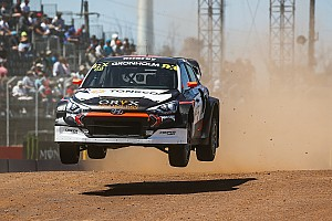 Gronholm's World RX team adds third car for selected rounds