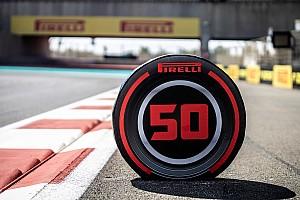 Pirelli оголосила вибір шин на перші чотири етапи наступного сезону Ф1