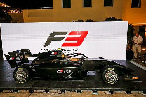 Neue Formel-3-Meisterschaft präsentiert das Auto für 2019