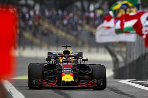 Ricciardo siente que lo golpean en la cara en 2018