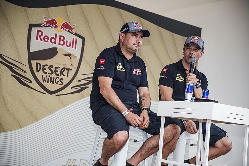 La organización del Dakar acepta las críticas de Loeb y Elena