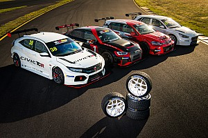 TCR Australia hopeful puts $250K drives on the market