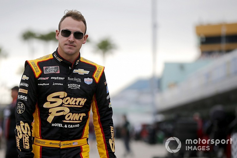 Daniel Hemric looking forward to