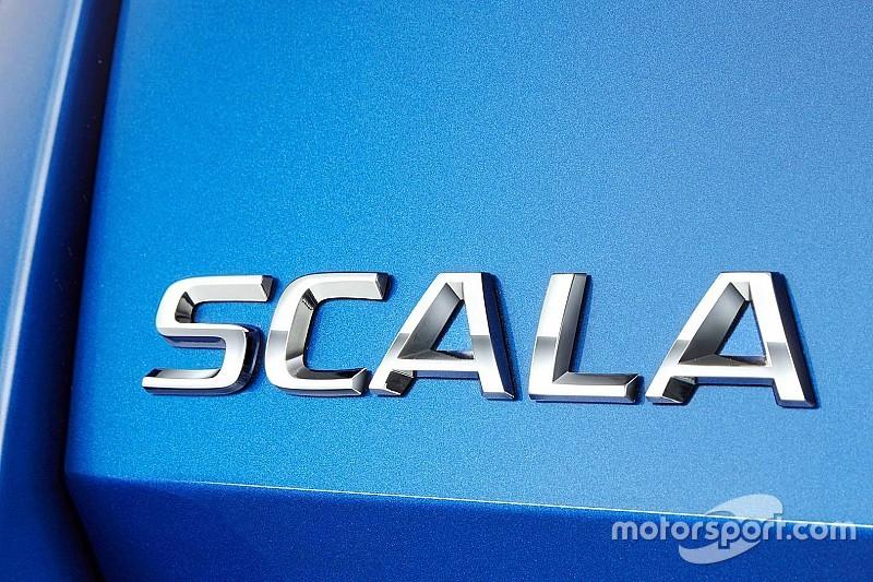 Наступник Skoda Rapid отримав назву - Scala