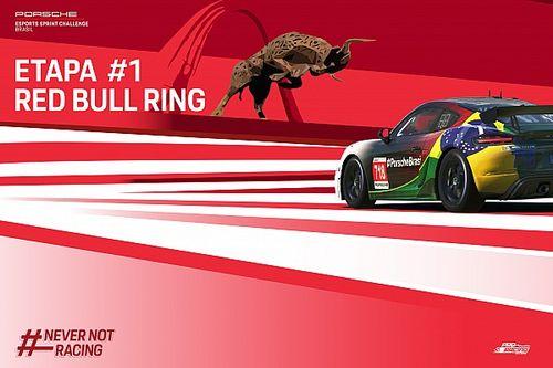Porsche Esports Sprint Challenge abre nesta 3ª a temporada da maior competição de automobilismo virtual do país