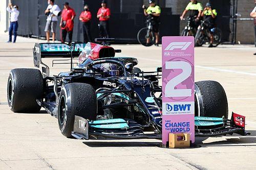 Mercedes: l'incapacità di prendere rischi come la Red Bull