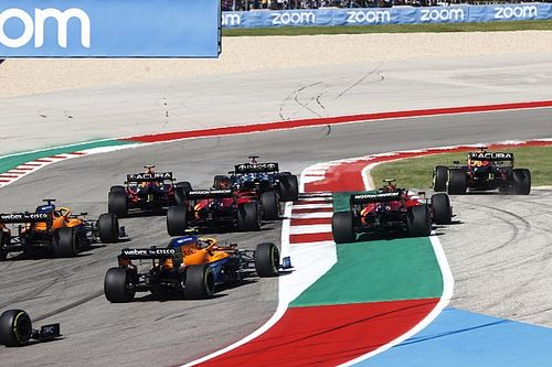 """Seidl: Sainz was """"clever"""" to let Norris by before DRS zone"""