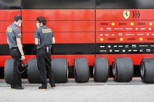 """Pirelli: """"Austin'de lastikler aşırı ısınıyor"""""""