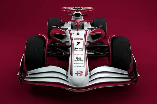 Waarom niet alle F1-auto's er hetzelfde uit zullen zien in 2022