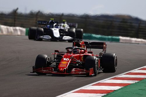 Leclerc: Portimao qualifying shows I have a lot to learn