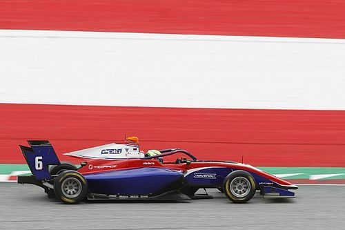 Austria F3: David Schumacher takes maiden win in chaotic race two