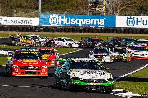 Supercars engines to drop 15 horsepower in 2020