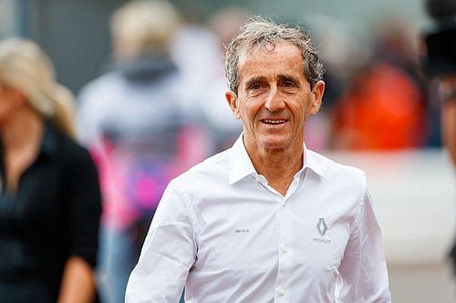 Alain Prost devient directeur non exécutif de Renault F1