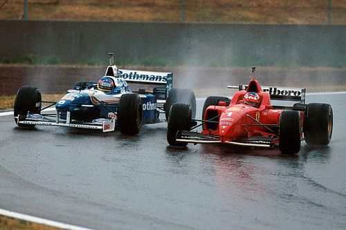 Top 10 wet weather drives in Formula 1