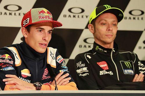 Rossi critica MotoGP por permitir retorno de Márquez uma semana após acidente em Jerez