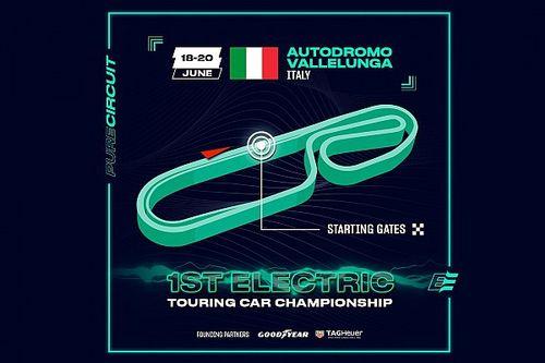 Pure ETCR: ecco il layout corto di Vallelunga per giugno
