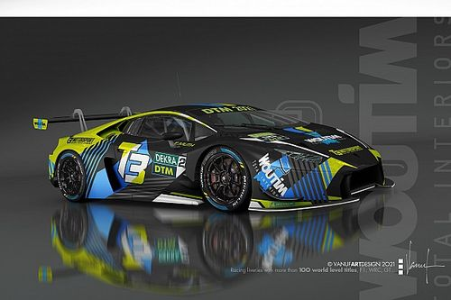 Lamborghini, T3 Motorsport ile DTM'e katılacak