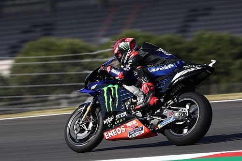 Hasil FP3 MotoGP Portugal: Quartararo Tercepat, Mir dan Marquez Q1