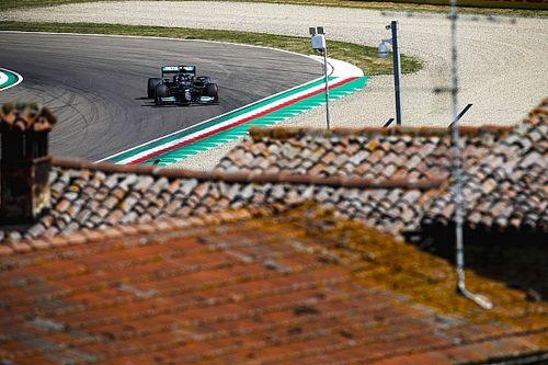 LIVE: Volg de tweede vrije training voor de F1 GP van Emilia-Romagna