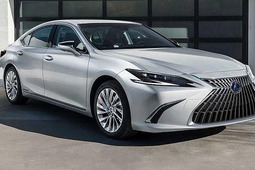 Frissítette a Lexus az ES-t, 32 évesen is mutatós