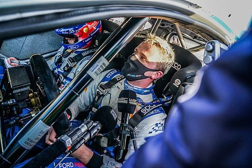 Greensmith hopeful of WRC results boost with new co-driver, engine