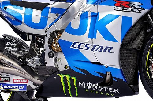 La Suzuki ha già provato il motore 2022