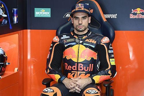 Oliveira Minta KTM Atasi Masalah Ban