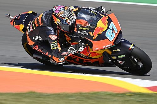 Moto2, Jerez, Libere 1: Gardner soffia la vetta a Bezzecchi