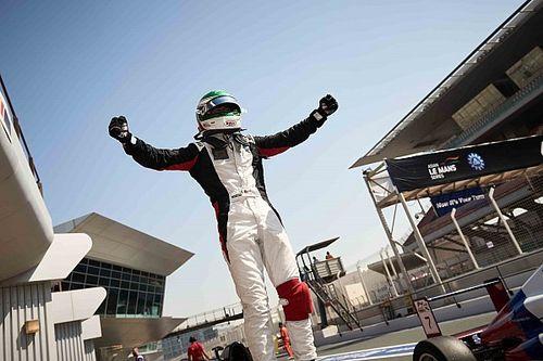 Enzo Trulli rende orgoglioso Jarno con il titolo in F4